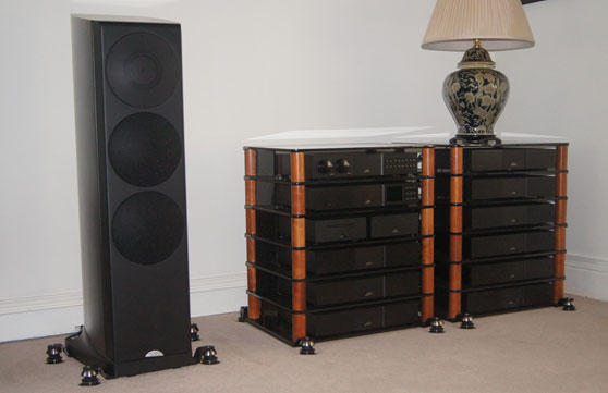 Naim System Upgrade Townshend